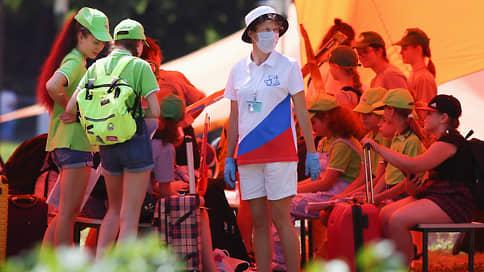 Отдых в три смены  / Во сколько обойдется летний лагерь детям