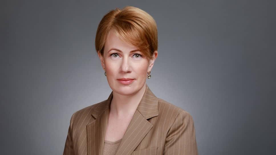 Первый вице-президент Газпромбанка Оксана Панченко
