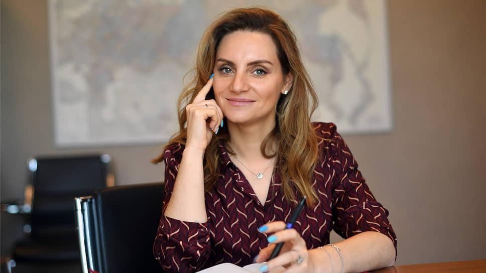Старший вице-президент банка «Открытие» Екатерина Чиркова