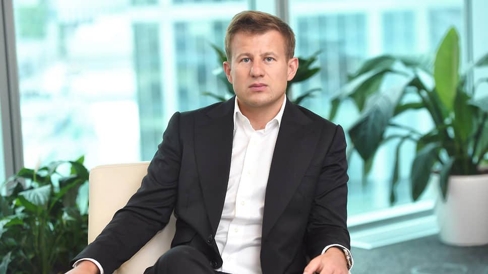 Главный исполнительный директор «ВТБ Капитал Инвестиции», старший вице-президент ВТБ Владимир Потапов