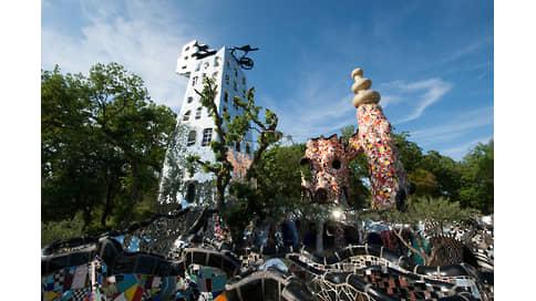Воздушное пространство  / Скульптурные парки от США до Индии