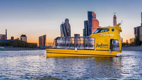 С корабля на прогулку  / Что нового в речной навигации в Москве и Санкт-Петербурге