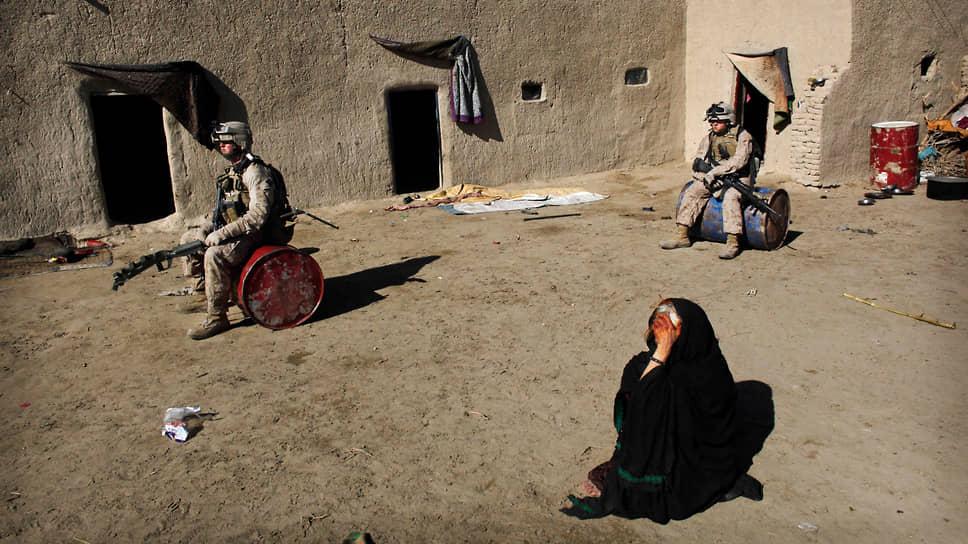 За два десятилетия присутствия в Афганистане США не смогли превратить эту страну в современное демократическое государство
