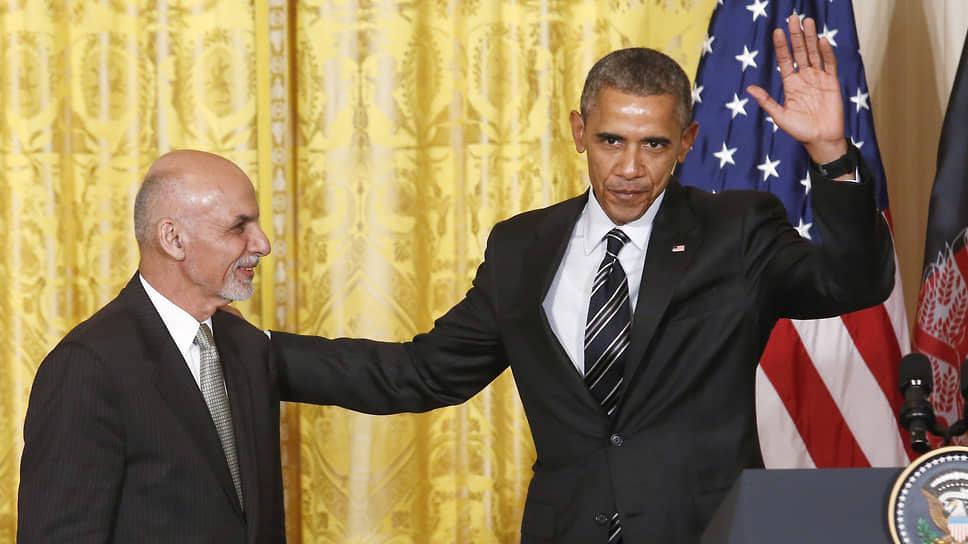 В 2015 году президента Афганистана Ашрафа Гани принимали в Белом доме, 15 августа 2021 года он покинул свою страну, чтобы «избежать кровопролития», прихватив $169 млн (сообщалось также о четырех автомобилях, набитых деньгами, но не все поместилось в вертолет)