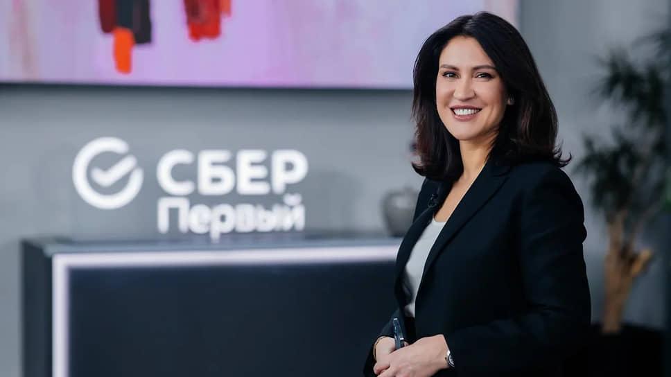 Руководитель премиальной сети СберПервый Мария Поденко