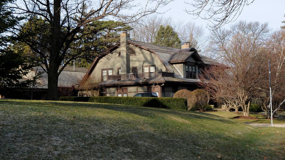 Дом Уоррена Баффетта в Омахе