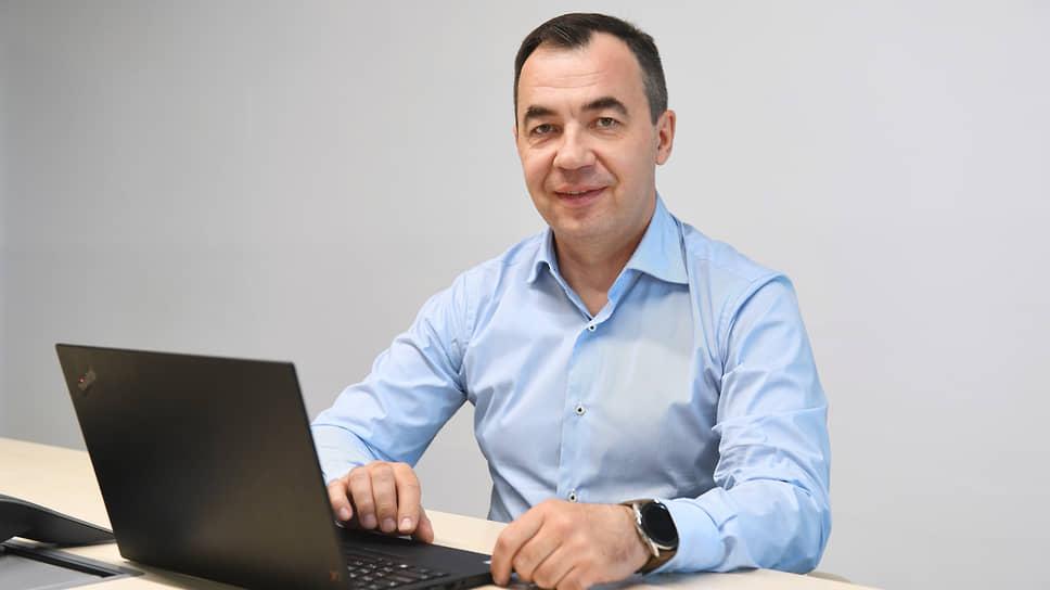 Гендиректор национально значимой платежной системы «Таможенная карта» Андрей Возмилов