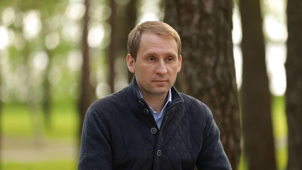Александр Козлов об экологических решениях для нового времени / Министр о ключевых направлениях работы Минприроды