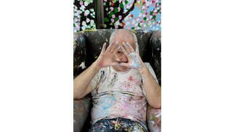 Смерть среди цветов  / Дэмиен Хёрст и его неминималистичная живопись в Fondation Cartier