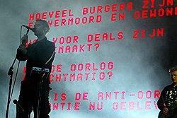 Атакующий стиль // Концерт Massive Attack в Лужниках