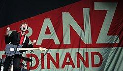 По воле струн // Franz Ferdinand на Rock Alternative Music Prize