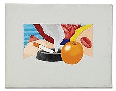 Том Вессельман. «Эскиз для спальной живописи №2», 1967 год, эстимейт $200–300 тыс.