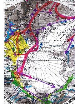 Хакон Йенсен. «Баренцева эко-карта», 2009 год