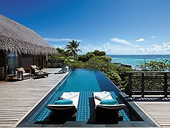 Отель Shangri-La Villingili Resort & Spa