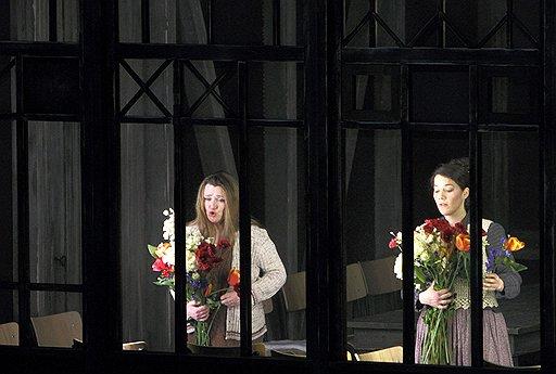 Опера «Диалоги кармелиток»