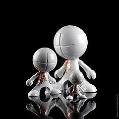Фигурка +EYE White Knight, KPM и Zeitgeist Toys