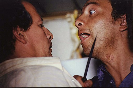 «Такси на троих», Орландо Лубберт, 2001