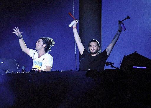DJ Axwell и Стив Энджелло