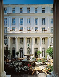 Atlantic Kempinski Hotel в Гамбурге