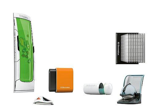 Финалисты конкурса Electrolux Design Lab