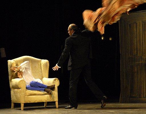 Спектакль «Женитьба Фигаро» в постановке театра «Комеди Франсэз»