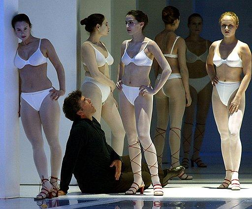 «Дон Жуан», постановка Мартина Кушея