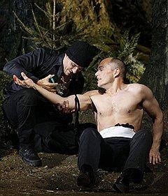 «Дон Жуан», постановка Клауса Гута