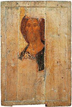 «Христос Вседержитель», около 1400 года. ГТГ