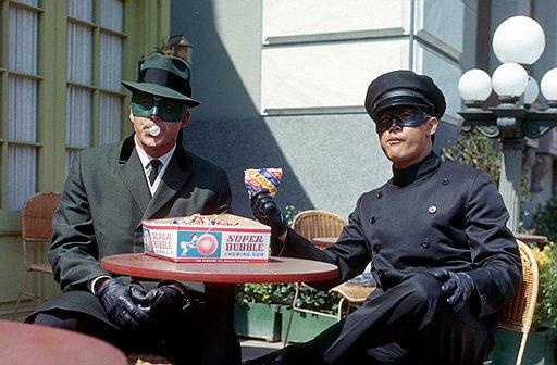 «Зеленый Шершень», режиссер Уильям Дозье, 1966год