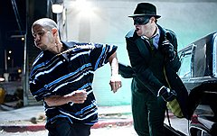 «Зеленый Шершень», режиссер Мишель Гондри, 2010год