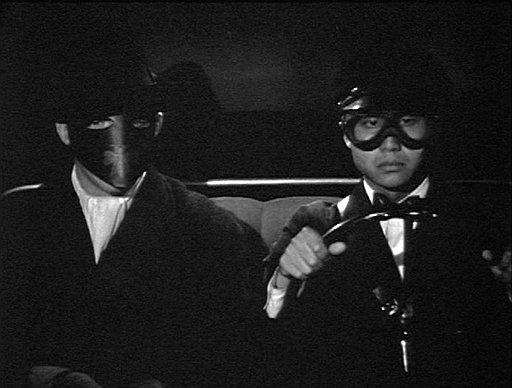 «Зеленый Шершень»,режиссер Форд Биби, 1940год