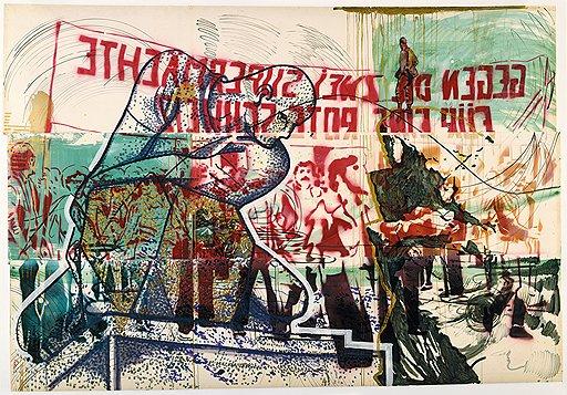 «Джорнико», из цикла «Мы обыватели! Современники и современницы»,  1976год