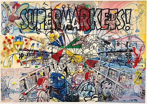 «Супермаркеты», из цикла «Мы обыватели! Современники   и современницы», 1976год