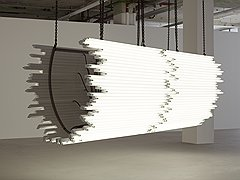 "Моника Бонвичини. ""Сделай мне мрачно"", 2009 год. Выставка ""ILLUMInations"""
