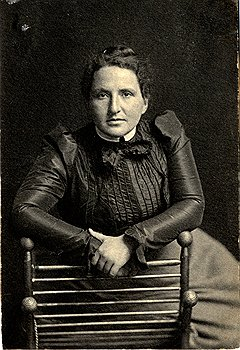 Гертруда Стайн, около 1903 года