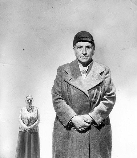 """Манн Рей. """"Гертруда Стайн"""", 1935 год"""