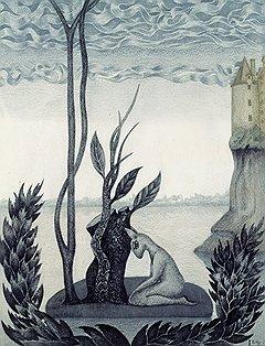 Валентина Кропивницкая. «Золотой замок», 1979 год