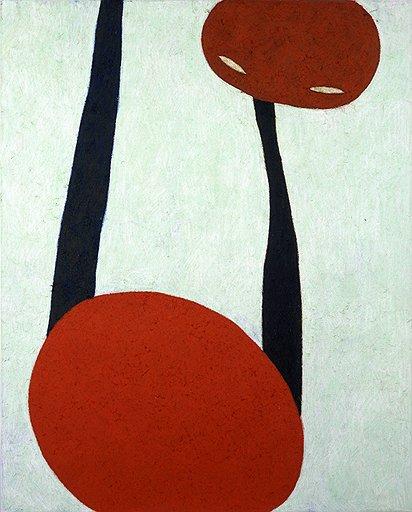 Нобуко Ватабики, «Абстракция». Whitestone Gallery, Токио