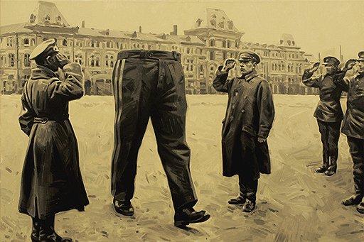 Ринат Волигамси, «Большая половина». Галерея Green Art, Пермь