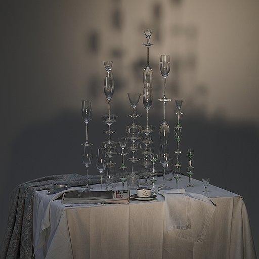 Ирина Полин, «Стол». Галерея «Победа», Москва