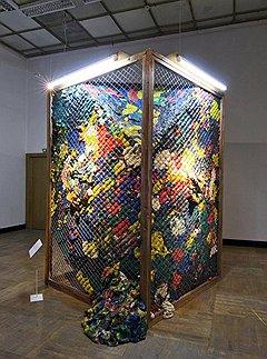 """Ирина Корина. """"Показательный процесс"""", 2010 год"""