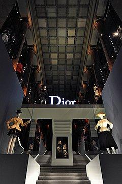 """""""Dior: под знаком искусства"""" в ГМИИ имени Пушкина"""