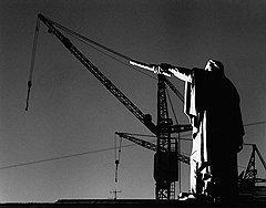 """Владимир Антощенков. """"Фельдмаршал-прораб"""", 1974 год"""