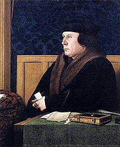 """Ганс Гольбейн Младший. """"Портрет Томаса Кромвеля"""", около 1533 года"""
