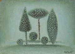 Юло Соостер. «Пейзаж», 1967 год. MacDougall's, эстимейт £5–7 тыс.