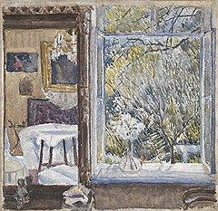 Михаил Ларионов, «Майский день», 1904, MacDougall's, эстимейт £900 тыс. – 2 млн.