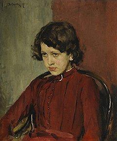 Валентин Серов, «Портрет Прасковьи Мамонтовой», 1887, Sotheby's, эстимейт £300-500 тыс.