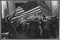 Демонстрация против войны во Вьетнаме, 1970 год