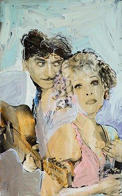 Валерий Кошляков. «Украшение красивого №2», 1989 год