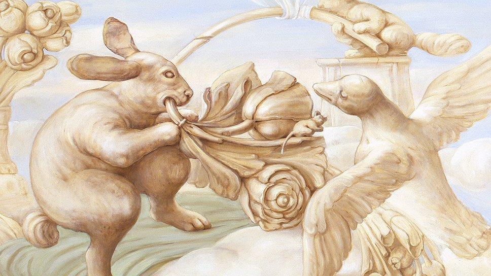«Букет для Микеланджело», 2009 год